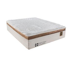 Colchão Box Royal Confort Sealy Casal 138 X 188 X 40 Cm