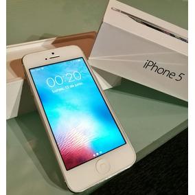 Iphone 5 16gb Blanco