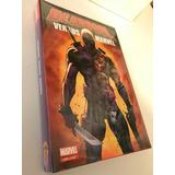 Comic Deadpool Vs Marvel