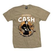 Remera Johnny Cash  Folsom Night