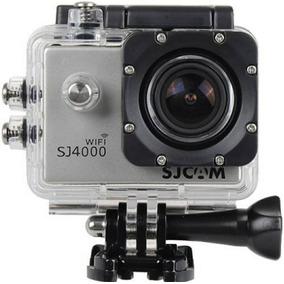 Camera Esportiva Sjcam Sj4000 Wifi Fullhd 1080p Prova D