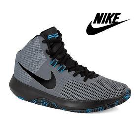 Tenis Nike Caballero Gris Botin Tallas 25-30 Mod.567667