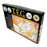 Teg Estrategia Yetem Juego De Mesa Original Edu Full