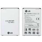 Bateria Bl-53yh Lg G3 100% Original D851 D855 D850