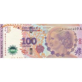 Billete 100 Pesos Eva Perón Reposición Bot 4311 Excelente