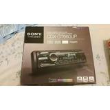 Sony Autoestereo Con Bocinas Cdx-gt660up