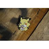 Pokemon Pikachu Ramen Food Limited Edition Lapel Pin