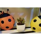 Mini Cactus Planta Artificial Maceta Decorativa Suculentas