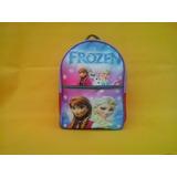 Bolso Escolar Frozen Para Niña (al Mayor Y Detal)