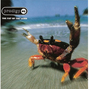 Cd Cd Prodigy The Fat Of The Land Prodigy