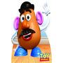 Kit 12 Displays Toy Story 22cm Todos Em Mdf Decoração Festa
