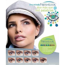 Pupilentes Freshlook Dailies, Colores Reales.!