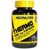 Thermo 420mg Neo Nutri Cafeína Concentrada Termogênico 120 T
