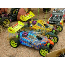 Himoto Syclone Automodelo Combustão Pro Buggy Off Road 1/10
