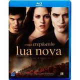 Lua Nova - A Saga Crepúsculo - Blu-ray