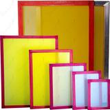 Schablones 40x50 90#- Almafuerte Insumos Serigrafia