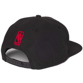 Boné New Era Snapback Original Fit Chicago Bulls Angry Bird