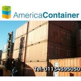 Contenedores Maritimos Secos / Containers 20, 40 Nacionaliza