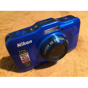 Nikon Coolpix S31 Waterproof