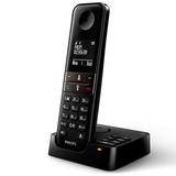 Telefone Sem Fio Philips D4551b Dect 6.0 Com Id. De Chamadas