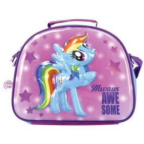 Lonchera Original My Little Pony 3d Holografico Envio Gratis
