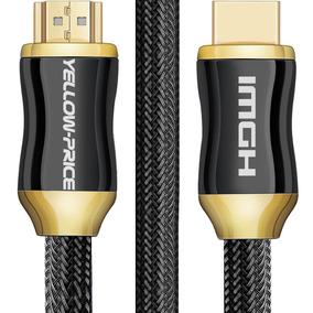 Para Xbox Playstation Ps3 Ps4 Pc Apple 4k Tv Hdmi Cable 10