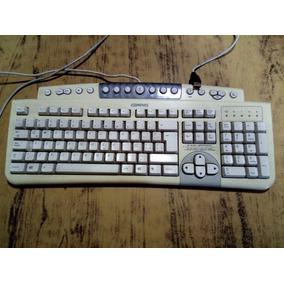 Teclado Compaq + Mouse Overtech Ot 130 Usb