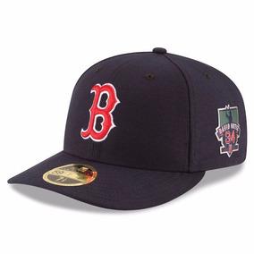 Gorra Red Sox Conmemorativa Retiro David Ortiz Corona Baja