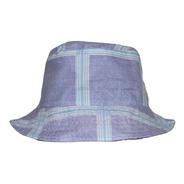 Bucket Hat Estampado Morado.