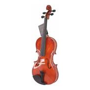 Viola De Arco  4/4 Jahnke Envernizado Maple Jvo001 Zerada