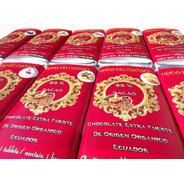 Pack X 6 Chocolate 85% Cacao Stevia C Frutos Secos Vs  600gr