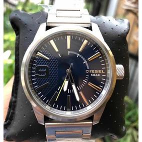 96ea9130f911 Reloj Diesel Correa Fluorescente Broche Metalico - Relojes Pulsera ...