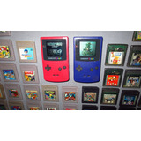 Consola Game Boy Color *reproduce Gameboy Y Game Boy Color*