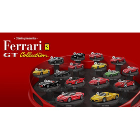 Ferrari Gt Coleccion Clarin 2017 Numeros 1,2,3,4,5,6,7 Y 8