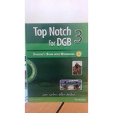 Libro Top Notch For Dgb 3 Pearson
