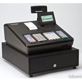 Caixa Registradora Sharp Xe-a23s Nova Caixa Pronta Entrega
