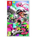 Splatoon Juego Nintendo Switch Sellado