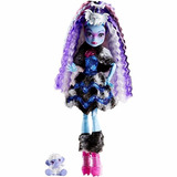 Monster High Abbey Bominable Coleccionable Para Adulto