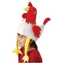 Disfraz Niño Sombrero Del Gallo