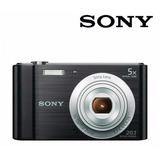 Camara Sony Dsc-w800