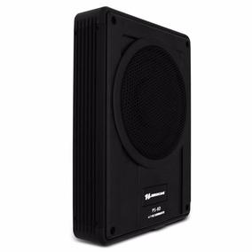 Caixa Slim 8 Pol 200w Rms Amplificador Digital Hurricane