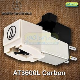 Cápsula Agulha At3600 L At3601 At91 At 3600 Original At Lp60