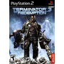 Jogo Patch Play2 Terminator 3 Redemption Ps 2 Exterminador