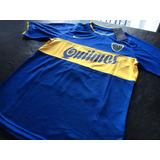 Camiseta Boca 2000 Guillermo Retro Campeón Intercontinental