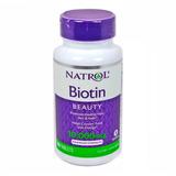 Biotina Crece Cabello Y Uñas 100% Vegana. Entrega Inmediat