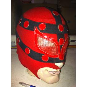 Mascara Antigua De Lucha Libre De Coleccion