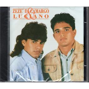 Zezé Di Camargo & Luciano Cd 1991 Novo Original Frete Gratis