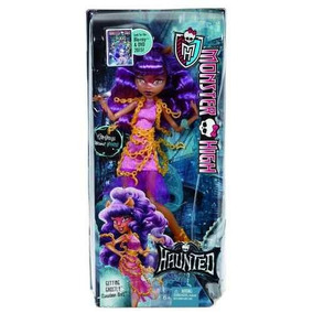 Boneca Monster Clawdeen Wolf Assombrada - Mattel