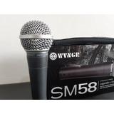 Micrófonos Shure Sm58 (chino)
