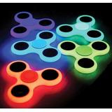 Fidget Spinner Hand Spinner Fluorescente Envío Gratis